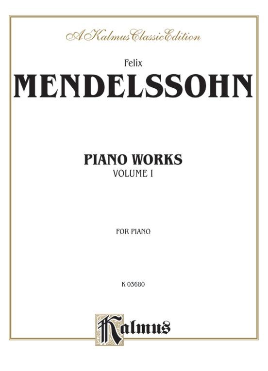 Complete Works, Volume I