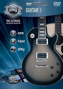 Alfred's PLAY: Guitar Basics