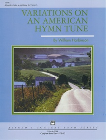 Variations on an American Hymn Tune