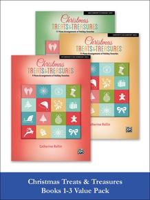 Christmas Treats & Treasures, 1-3 (Value Pack)