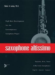 Saxophone Altissimo