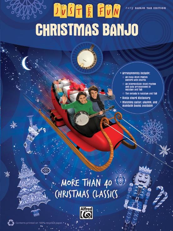 Just for Fun: Christmas Banjo
