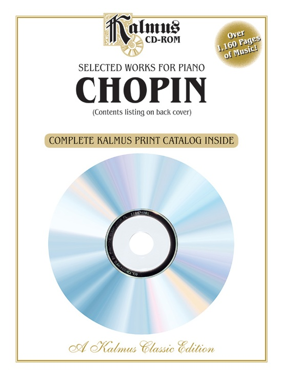 Selected Works for Piano: Chopin