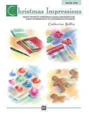Christmas Impressions, Book 1