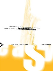 Easy Jazz Conception: Tenor Saxophone