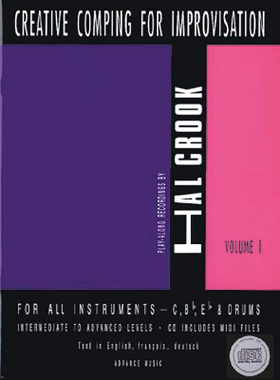 Creative Comping for Improvisation, Volume 1