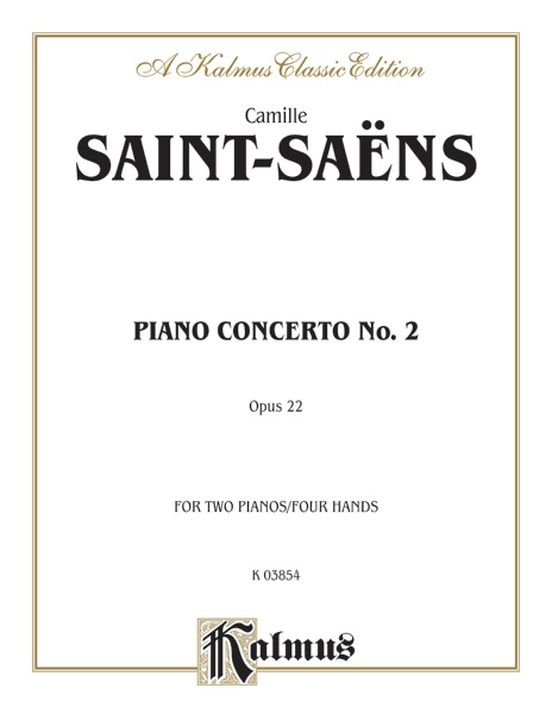 Piano Concerto No. 2 in G Minor, Opus 22