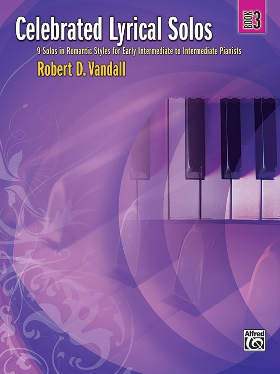 Celebrated Lyrical Solos, Book 3