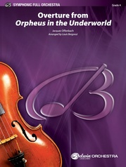 Overture from <i>Orpheus in the Underworld</i>
