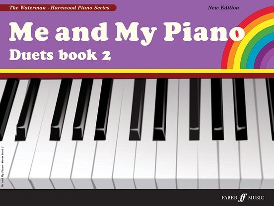 Me and My Piano Duets, Book 2 (Revised)