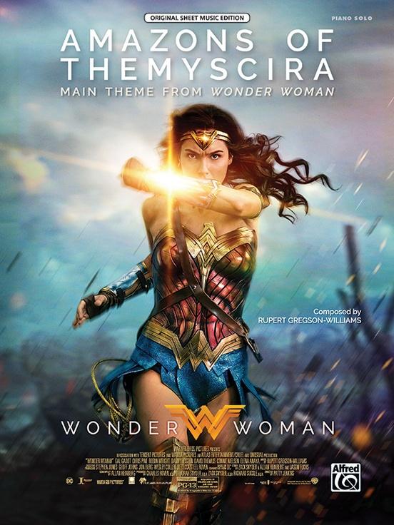 Amazons of Themyscira (Main Theme from Wonder Woman)