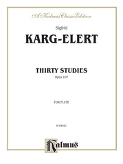 Thirty Studies, Opus 107