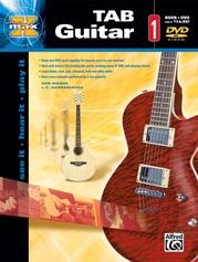 Alfred's MAX™ TAB Guitar 1
