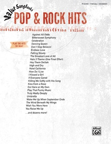 Value Songbooks: Pop & Rock Hits