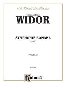 Symphonie Romaine, Opus 73