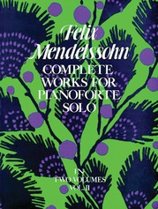 Works for Pianoforte Solo (Complete), Volume 2