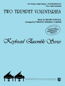 Two Trumpet Voluntaries