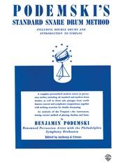 Podemski's Standard Snare Drum Method