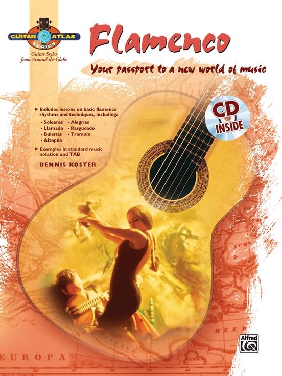 Guitar Atlas: Flamenco