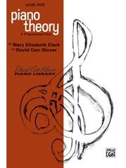 Piano Theory, Level 5