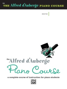 Alfred d'Auberge Piano Course: Lesson Book 2
