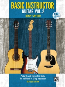 Basic Instructor Guitar 2 (2nd Edition)