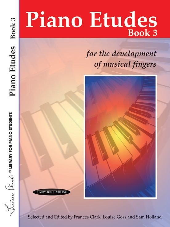 Piano Etudes for the Development of Musical Fingers, Book 3