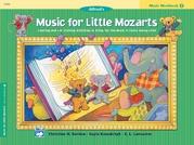 Music for Little Mozarts: Music Workbook 2