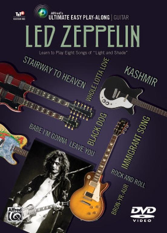 Ultimate Easy Guitar Play-Along: Led Zeppelin