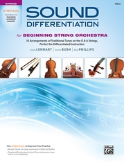 Sound Differentiation for Beginning String Orchestra