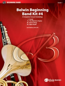 Belwin Beginning Band Kit #4