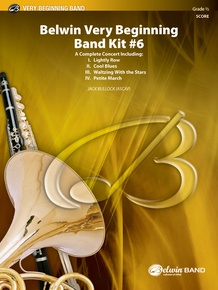 Belwin Very Beginning Band Kit #6