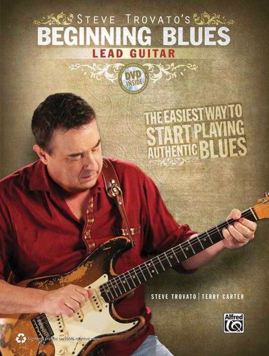 Steve Trovato's Beginning Blues Lead Guitar