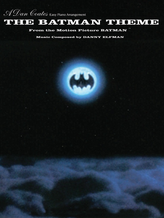 The Batman Theme (from the Original Motion Picture Batman)