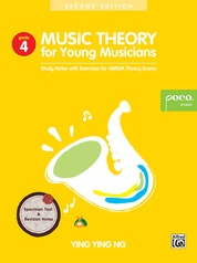 Music Theory for Young Musicians, Grade 4