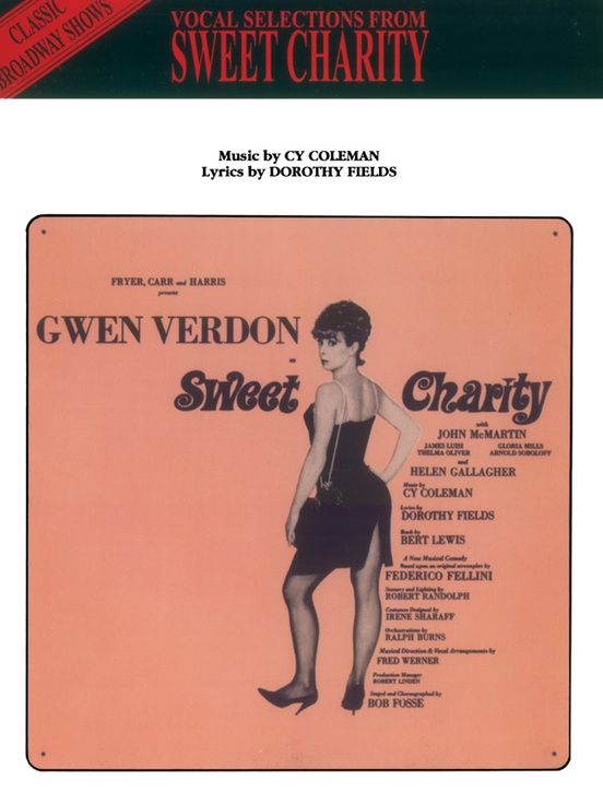 Sweet Charity: Vocal Selections
