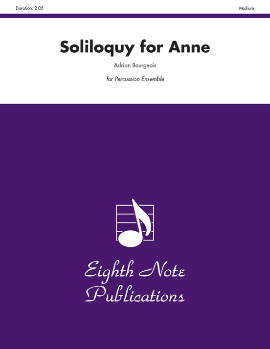 Soliloquy for Anne