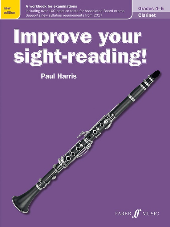 Improve Your Sight-Reading! Clarinet, Grade 4-5 (New Edition)
