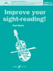 Improve Your Sight-Reading! Viola, Grade 1-5 (Revised Edition)
