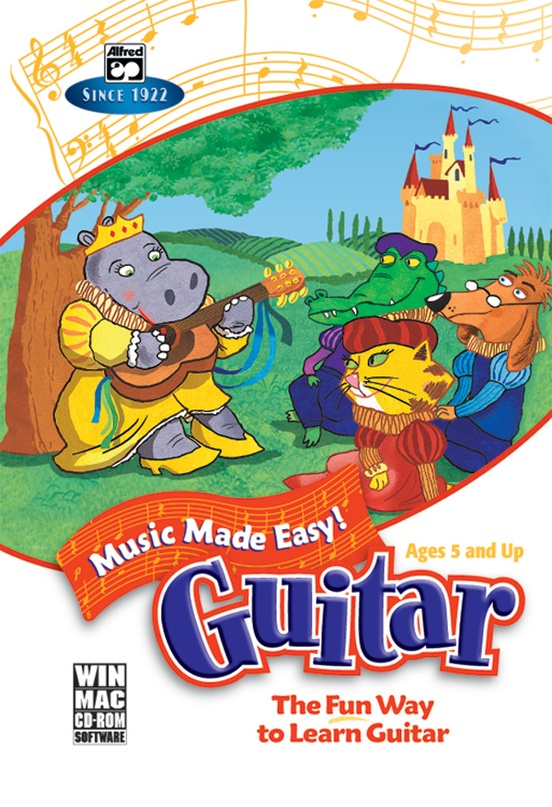 Music Made Easy: Guitar