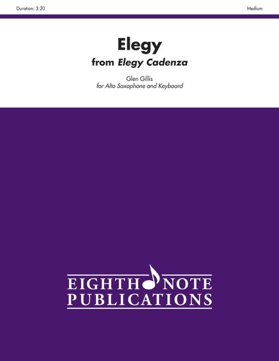 Elegy (from Elegy Cadenza)