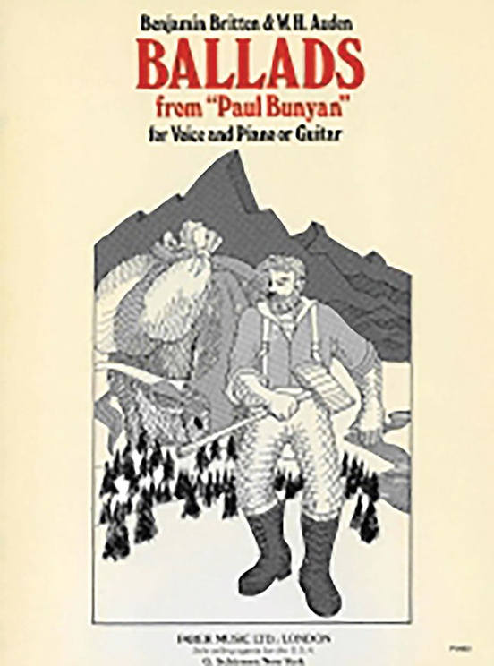 Ballads from Paul Bunyan