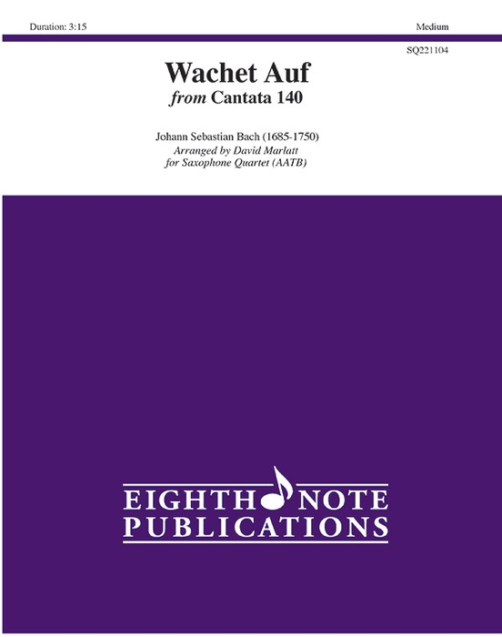 Wachet Auf from Cantata 140
