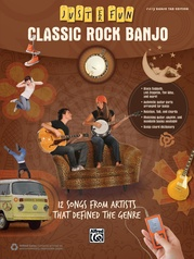 Just for Fun: Classic Rock Banjo