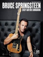 Bruce Springsteen: Easy Guitar Songbook