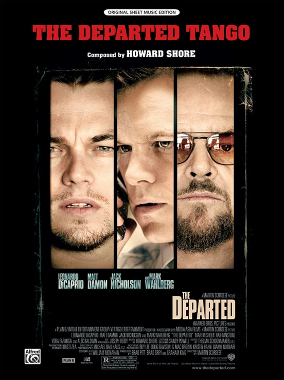 The Departed Tango (from The Departed)