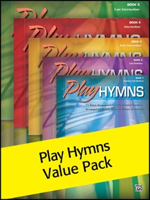 Play Hymns 1-5 (Value Pack)