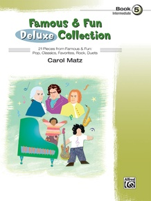 Famous & Fun Deluxe Collection, Book 5