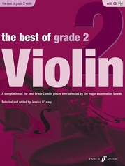 The Best of Grade 2 Violin