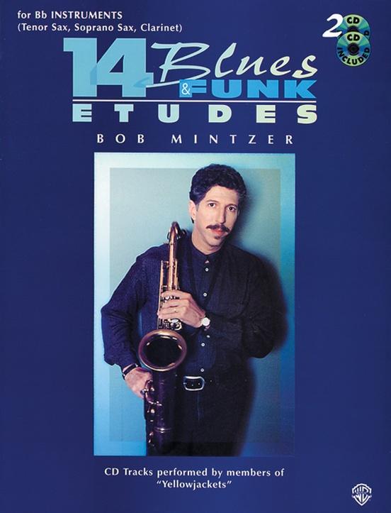 14 Blues & Funk Etudes